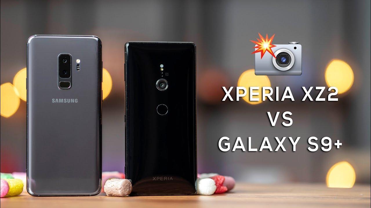 Sony xperia z1 vs samsung galaxy s9