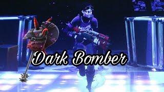 Fortnite Dark Bomber Skin / Thunder Crusher Pickaxe / Fortnite Dark Bomber Gameplay