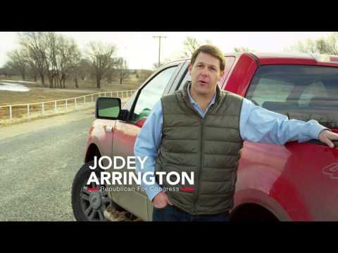 Republican for Congress | JodeyArrington.com