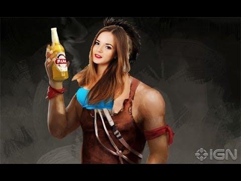 Саша Спилберг ищет парня в Far Cry 3