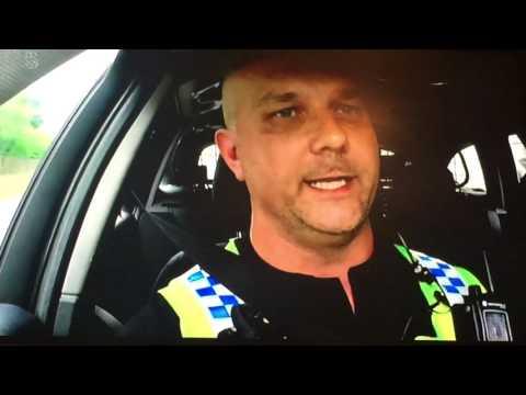 Bradford police chase