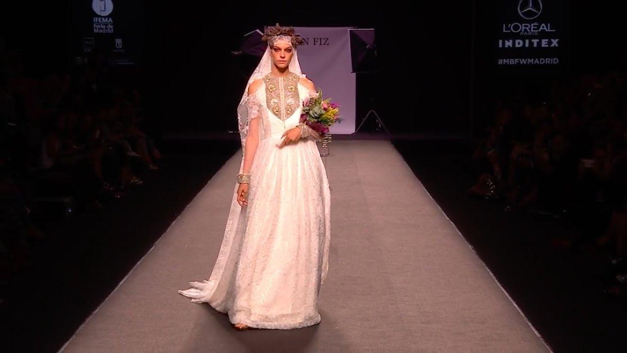 Ion Fiz| Primavera Verano 2018 | Mercedes-Benz Fashion Week Madrid