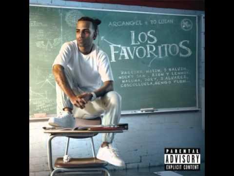 Pura Sensualidad  - Arcangel ft J Alvarez