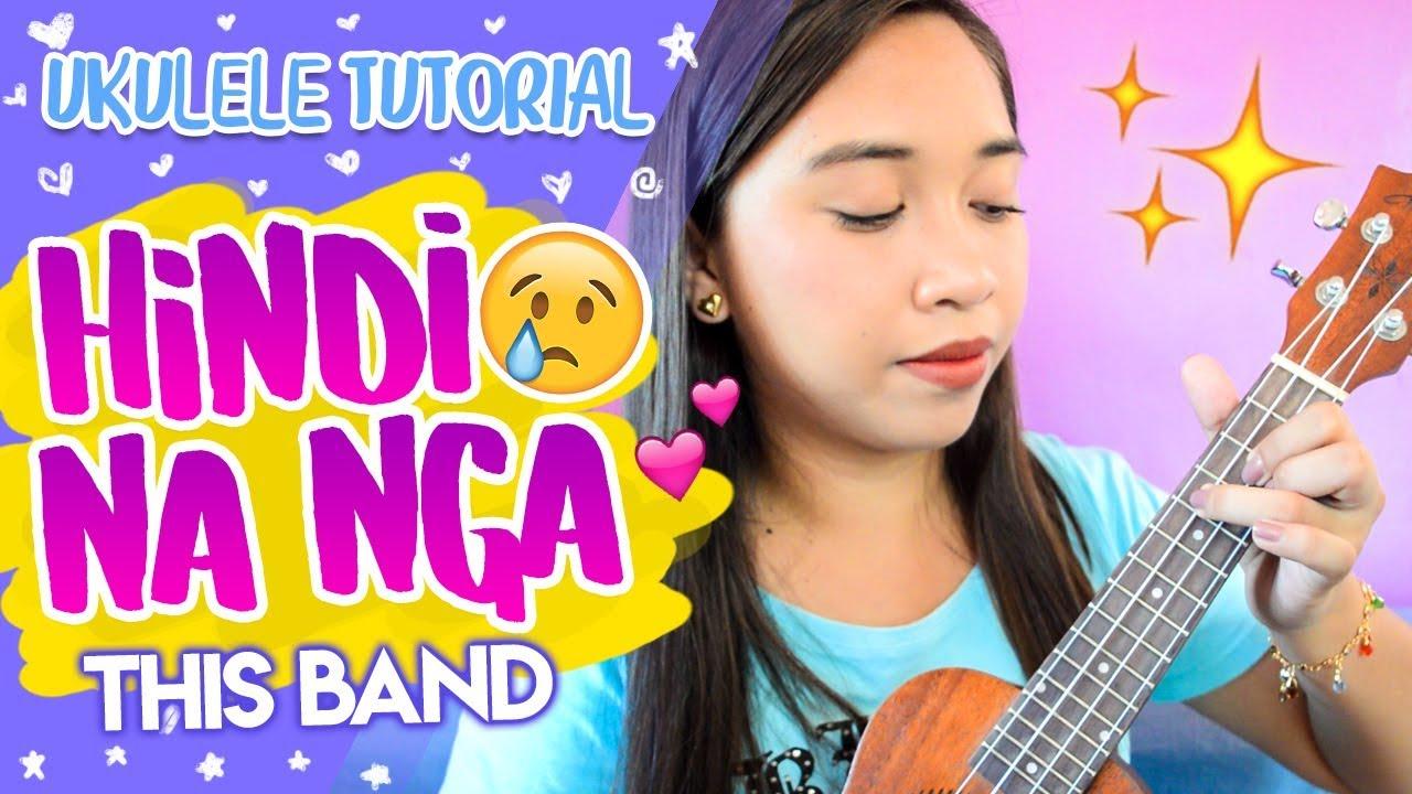 Hindi Na Nga (This Band) Easy Ukulele Tutorial
