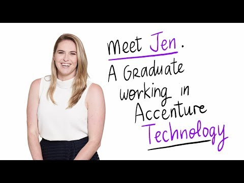 What it's Like Working on Accenture's Graduate Programme in Technology