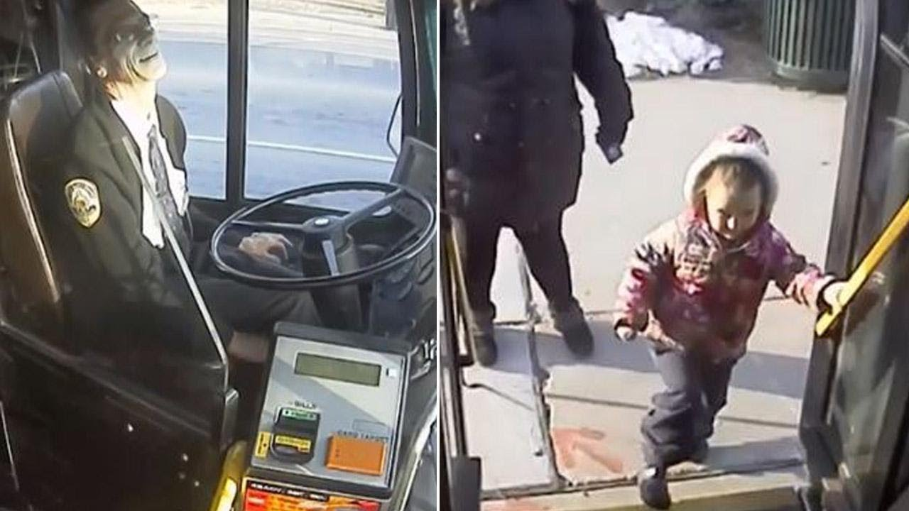 bus-driver-gives-4-year-old-bestie-a-sweet-gift-on-his-last-day-of-route