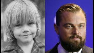 Как изменился Леонардо Ди Каприо с 2 до 45 лет