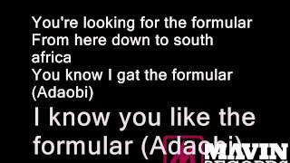 Adaobi Mavin Records ft don jazzy, reekado banks, dija and koredo bello