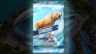 CENOZOIC Pack - Jurassic World The Game