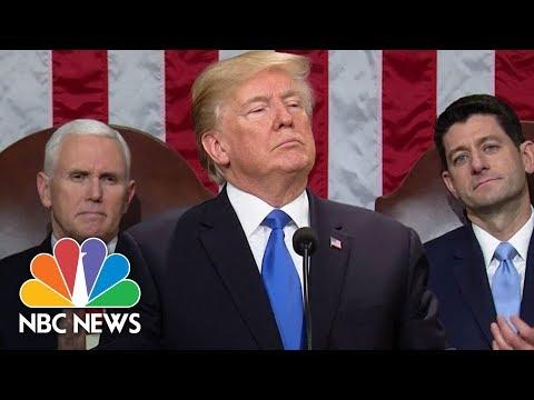 President Donald Trump Announces Order To Keep Guantanamo Bay Open | NBC News