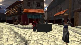Flashback Journey to Pompeii Promo Video