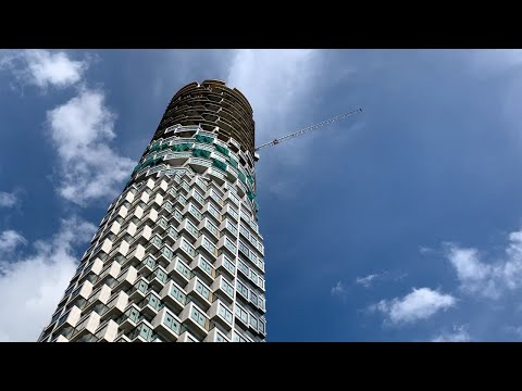 Breaking The Mould: Building London's Multi-Faceted Skyscraper | The B1M