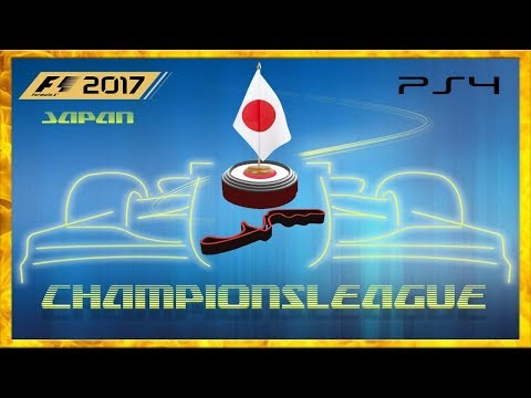 Formula Europe #FECL 2018 - Round 2 Group D Japanese GP (F1 2017) 26.04.18 - Live Streaming 720p HD