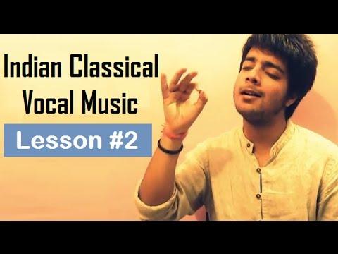 Tutorial 2 Kharaj Ka Riyaz  Indian Classical Vocal Music for Beginners  Siddharth Slathia