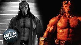 FIRST LOOK  New Hellboy Reboot Images - David Harbour Reveal
