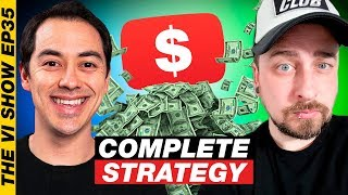 What Every Channel Needs to Do to Make Money on Youtube | Dan Jones of The Aspie World| #vishow 35