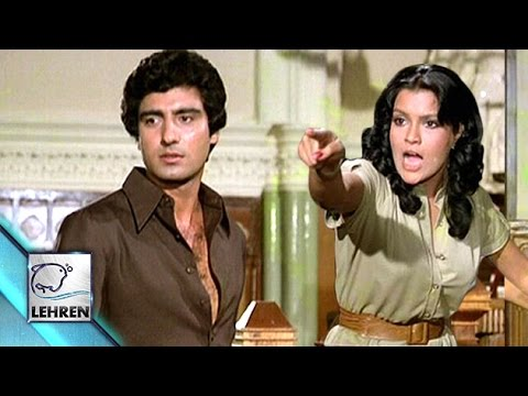 When Raj Babbar ATTACK Zeenat Aman In 'Insaf Ka Tarazu'