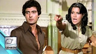 When Raj Babbar RAPED Zeenat Aman In
