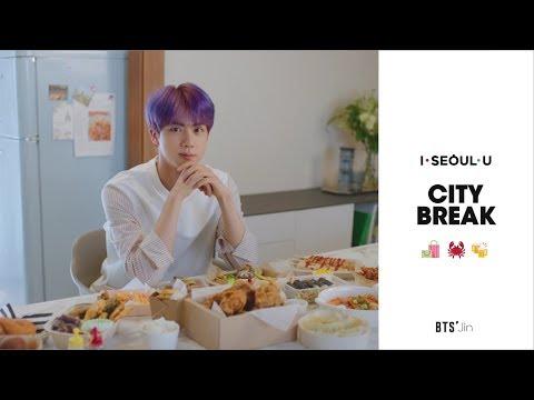 [2019 Seoul City TVC] City Break By BTS' Jin