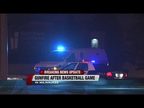 Teen wounded, teacher grazed in shooting in Wisconsin Lutheran High School parking lot