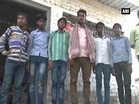 UP Police rescues 5 children from human-trafficking racket
