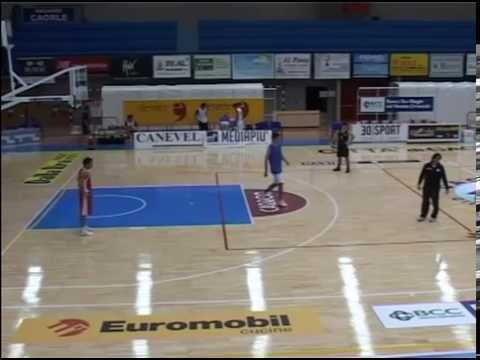 Clinic per allenatori di Basket - Andrea Trinchieri   Costruzione di un attacco con Pick and Roll
