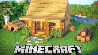 MINECRAFT TUTORIAL: CASA DE CAMPO