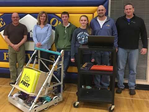 2018 Kingsford High School Robotics Team