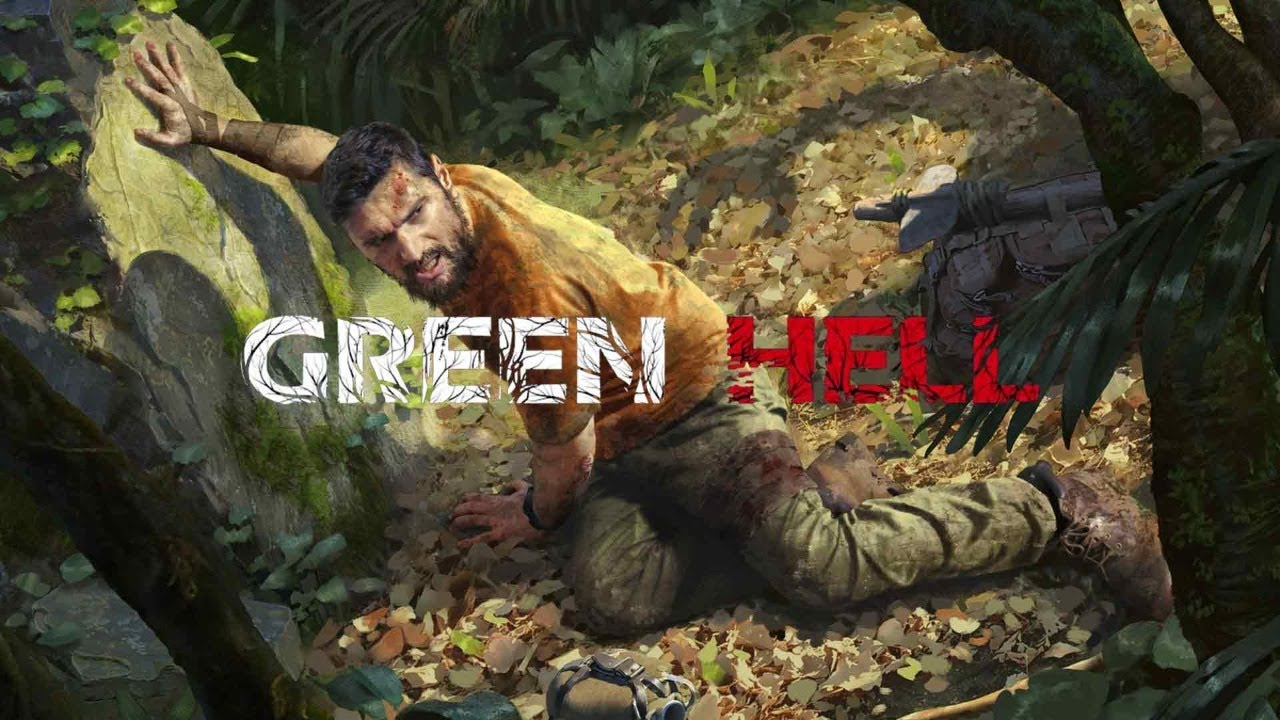 GREEN HELL l EXPLORING THE AMAZON! 🤩