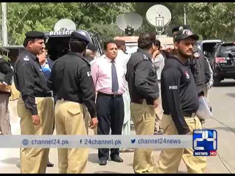 24 Report: Karachi law and order case