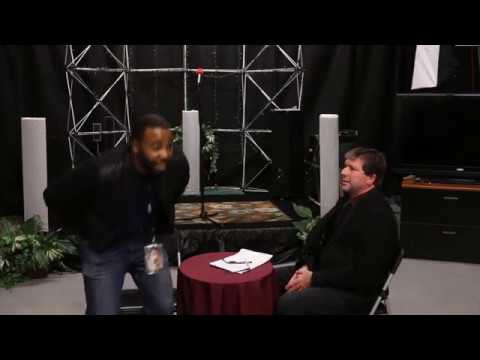 """Chris A. Cooke and Bryan L. Tucker - """"Guilty Doctor Interview"""" Second Runthrough"""