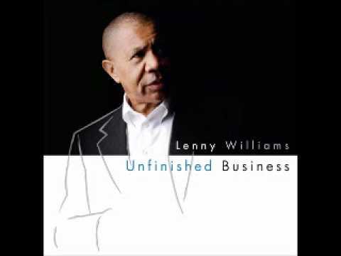 Lenny Williams-Somebody Else