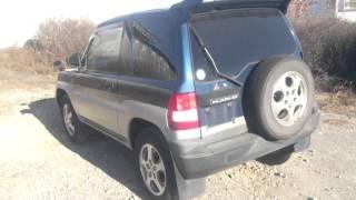 Видео-тест автомобиля Mitsubishi Pajero IO (4G93, 1998г, H66W)