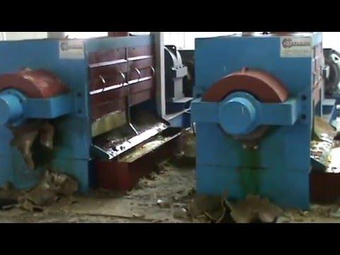 Oil press Cotton Seed  Pamuk Çekirdeği İşleme Tesisi Of Tajikistan.MPG 50 ton/day +90 535 895 97 31