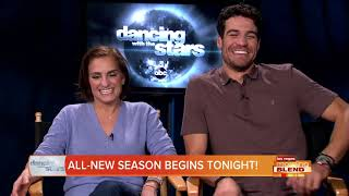 """Season Premiere Of """"Dancing With The Stars"""""""