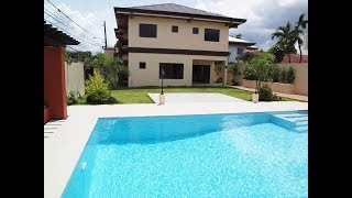 House For Sale BF Homes With Pool - 30M