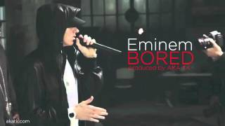Eminem - freestyle - new 2012 song - bored (prod. akatk)