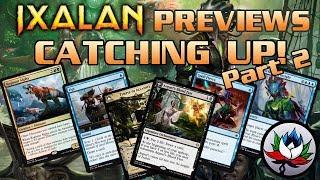 Ixalan Spoilers: Arguel's Blood Fast, Spell Pierce?!, Regisaur Alpha, and more – MTG!