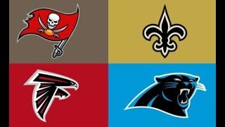 Who Will Win the NFC South in 2017?