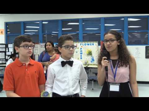 Ruben Dario Middle School Science Fair