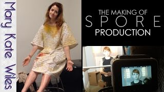 The Making of SPORE  Part Two: Production  Behind the Scenes Vlog