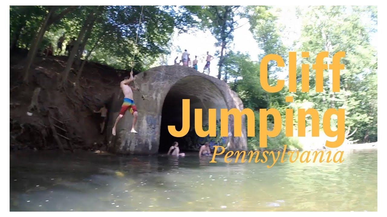 The COVE | Pennsylvania Cliff Jumping