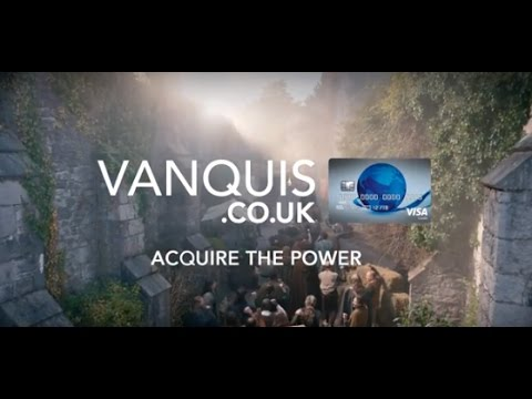 Acquire the Power of Vanquis using Express Check!