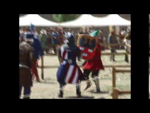 USA Knights singles fights at IMCF world championships Belmonte, Spain