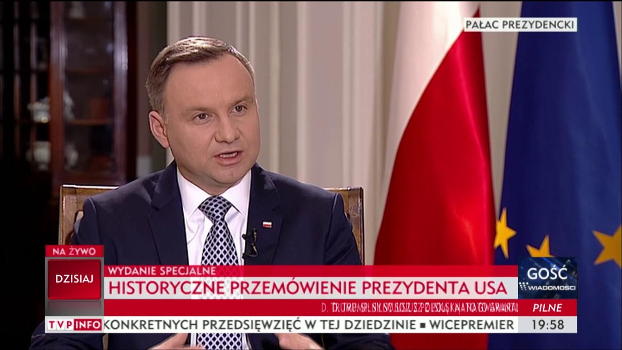 """""""Polska jak z amerykańskiego snu"""" – Gość Wiadomości"""