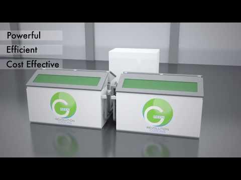 Green Revolution Cooling CarnotJet System Overview