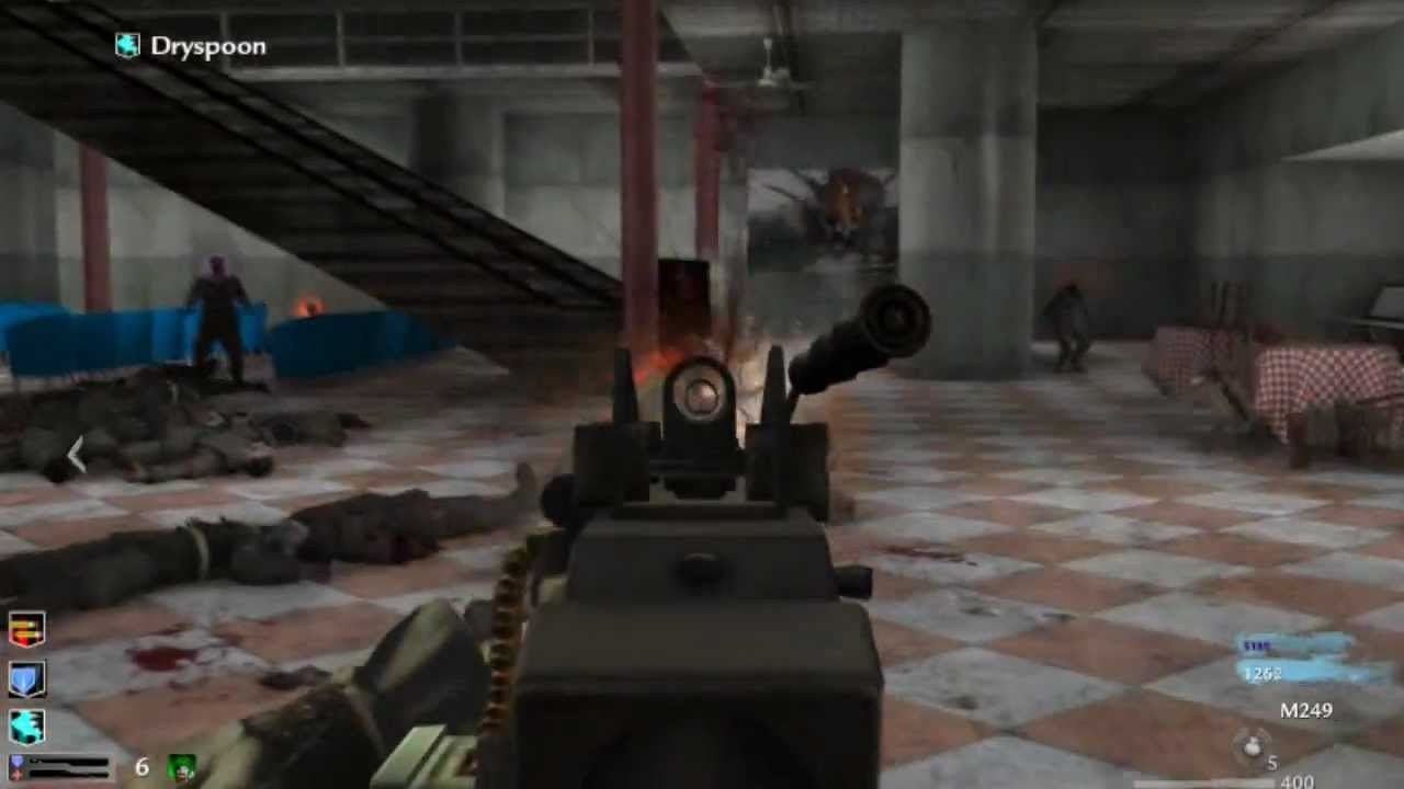 Aeroporto Waw : Let´s play cod:waw zombies airport zombies incoming! [hd] youtube