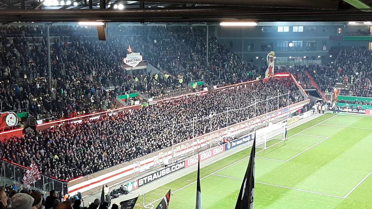 Dfb Pokal St Pauli