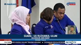Uu Ruzhanul Ulum Jadikan Pengalaman Dan Prestasi Modal Dampingi RK 60b70a5b5b