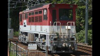 [鉄道車窓2019-08-25]普通 千頭行(井川→千頭)